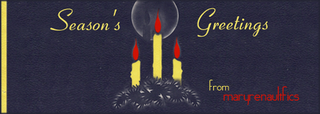 Banner for the 2009-10 ITOWverse Christmas stories.