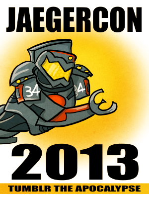File:JaegerCon badge - Gipsy Danger.png