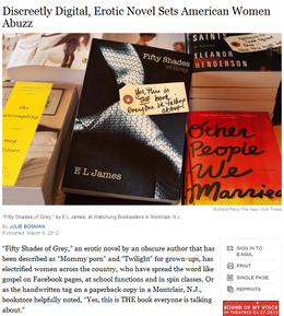 An Erotic Novel, '50 Shades of Grey,' Goes Viral With Women.png
