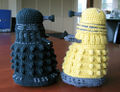 Crocheted Daleks.jpeg