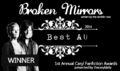 Broken mirrors award.PNG