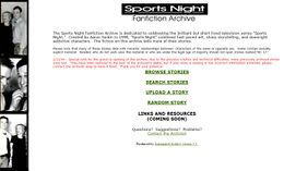 Sports Night Fanfiction Archive.jpg