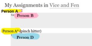 Normal pinch hit assignment example.png