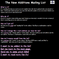 New Additions Mailing List.png