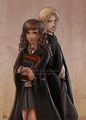 Draco and Hermione by Bea-Gonzalez.jpg