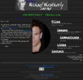 The Michael Weatherly Shrine 2001.png