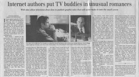 Internet Authors Put TV Buddies in Unusual Romances.jpg