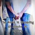 Cover for The World is Crumbling All Around Us by cybel.jpg