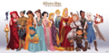 Disney Princesses as Game of Thrones by DjeDjehuti.png