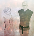 Mara Trevelyan and Cullen Rutherford by hellenys.png